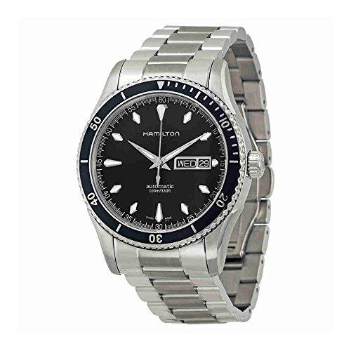 Hamilton Men's H37565131 Seaview Stainless Steel Bracelet Watch