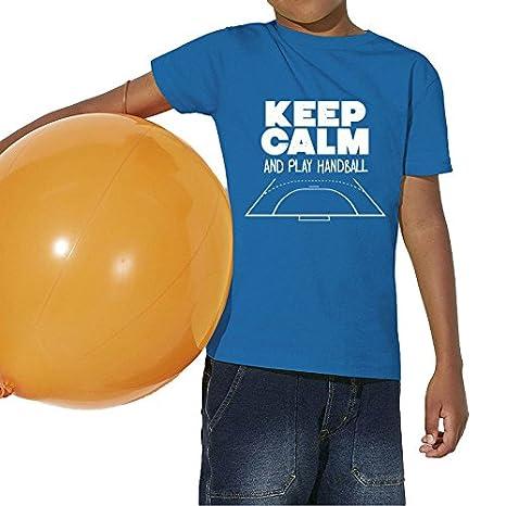 Sport is Good T-Shirt Junior Keep Calm & Play Handball