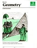 img - for Key to Geometry: Constructions (Key to Geometry, 3) (Bk. 3) book / textbook / text book