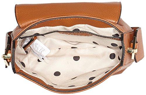 Liu Jo Mimosa Bolso bandolera 22 cm brown_brown, braun