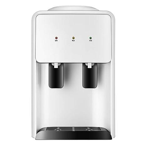 H&RB Dispensador De Agua Fría Y Caliente, Encimera Mini Vaso De Agua Dispensadores Botella De