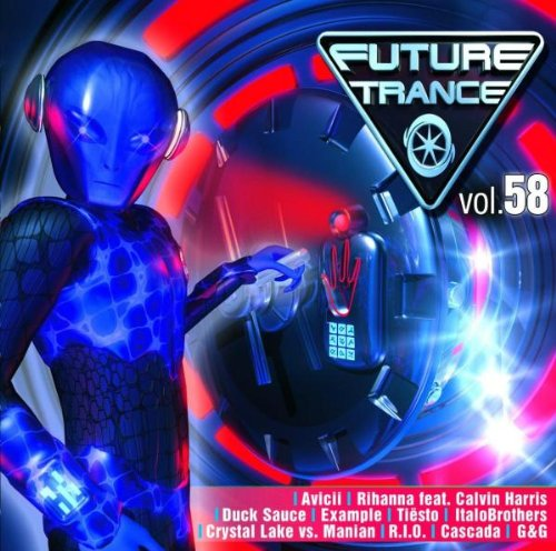 Various Artists - Future Trance Vol. 58