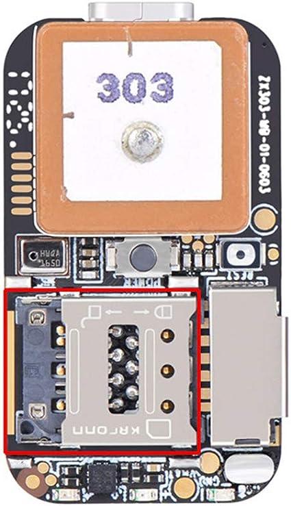 Xineker ZX303 - Rastreador GPS GPS con Wifi Localizador LBS Free Web APP de seguimiento grabador de voz en el interior para niños y personas mayores: Amazon.es: Coche y moto