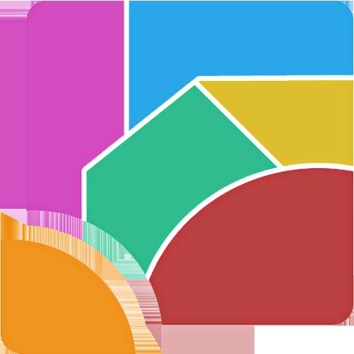 (Blocks & Shapes: Color Tangram)