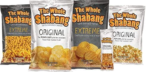 Papas fritas The Whole Shabang: Amazon.com: Grocery ...