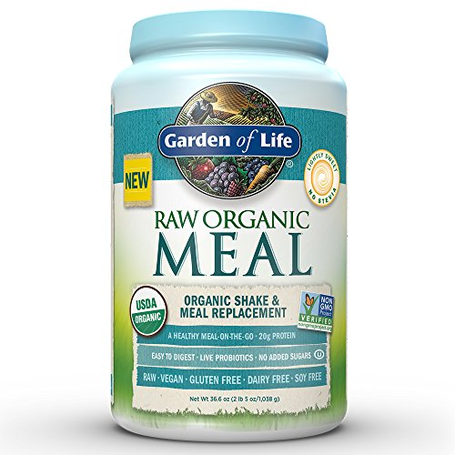Garden of Life RAW Meal, 1130g Powder