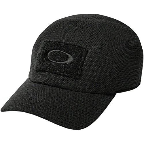 Oakley Mens Men's SI Cap, Black, S/M