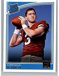2018 Donruss Football #302 Josh Rosen RC Rookie Card Arizona Cardinals Rated Rookie Official NFL Trading Card