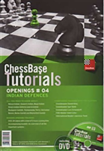 CHESSBASE TUTORIALS – Indian Defences – VOLUME 4 by The House of Staunton, Inc.