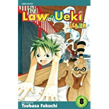 The Law of Ueki, Vol. 8: Celestial Power!
