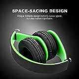 SDTWRWEG Bluetooth Headphones, 4 in 1 Upgrade