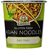 Dr. McDougall's Right Foods Gluten Free Asian Noodles Pad Thai, 2.0 OZ