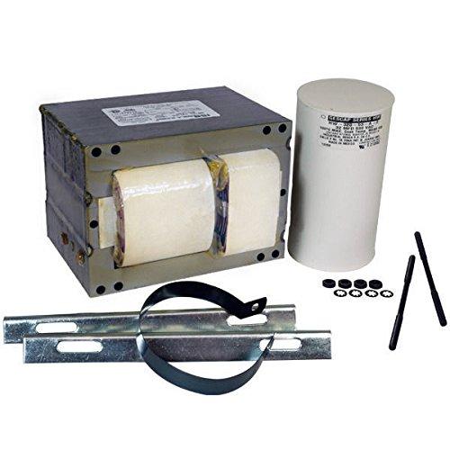 [해외]하워드 M-175-4T-CWA-K - 175 와트 - 메탈 할라이드 안정기 - ANSI M57 - 건식 축전기 및 브래킷 키트 포함/Howard M-175-4T-CWA-K - 175 Watt - Metal Halide