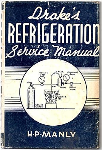 refrigeration mechanic manual
