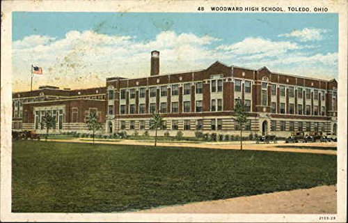Amazon.com: Woodward High School Toledo, Ohio Original ...
