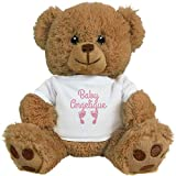 FUNNYSHIRTS.ORG Cute Baby Angelique Gift: 8 Inch Teddy Bear Stuffed Animal