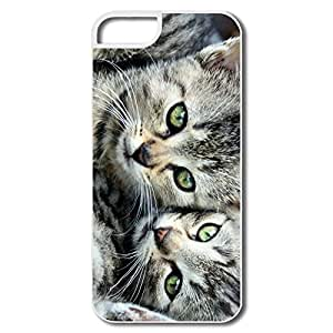 Cute Cats Brothers IPhone 5/5s Case For Team