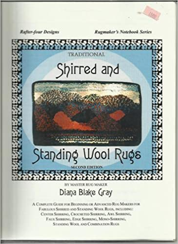 Real book downloads Traditional Shirred and Standing Wool Rugs, Second Edition PDF RTF