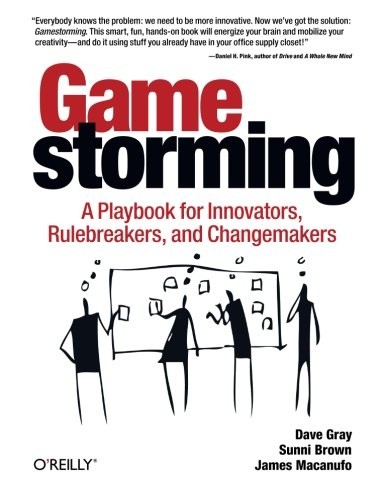 Gamestorming Playbook Innovators Rulebreakers Changemakers product image
