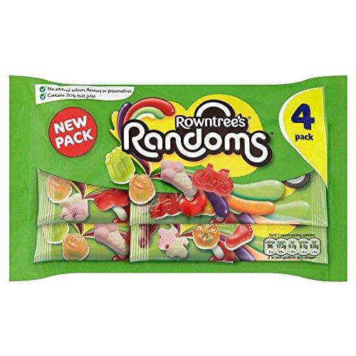 Rowntree's Randoms (4x50g)