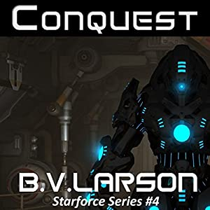 Conquest: Star Force, Book 4 Audiobook