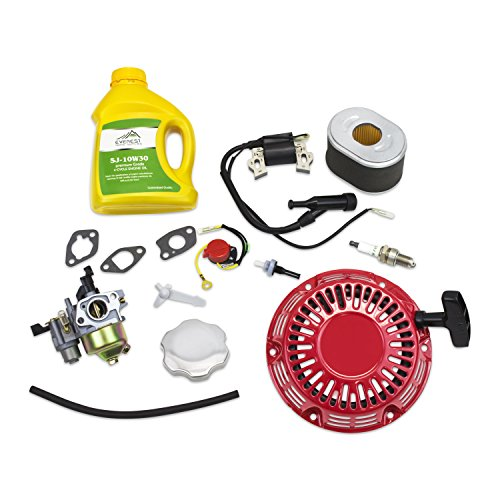 Tune Up Prices >> Everest New Tune Up Kit For Honda Gx160 Recoil Carburetor Ignition Coil Spark Plug Air Filter