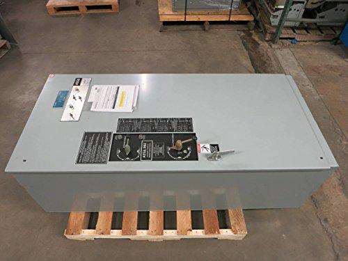 ASCO Bulletin 962 Automatic Transfer Switch 260 Amp 120/208 Volts E962326047XC