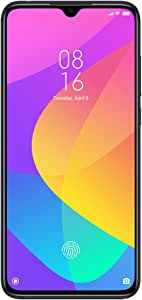 Xiaomi Mi 9 Lite Smartphone, Dual SIM, 128GB, 6GB RAM, 4G LTE, International Version - Onyx Grey