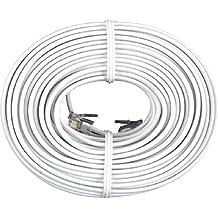 GE Tl26530 Line Cords, 50 Feet (White)