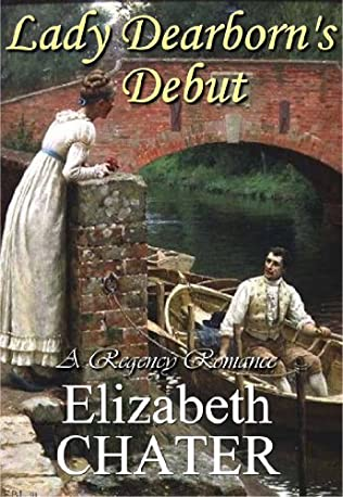 book cover of Lady Dearborn\'s Debut