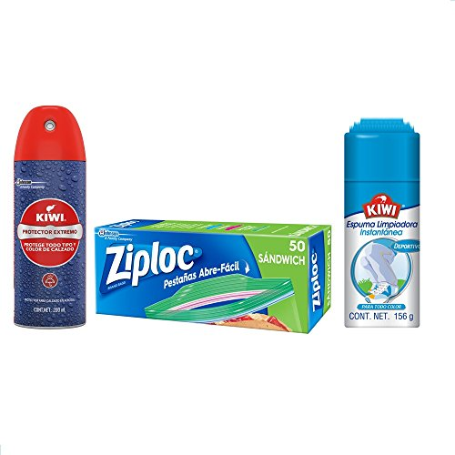 Ziploc Pack Back To School, 3 Piezas