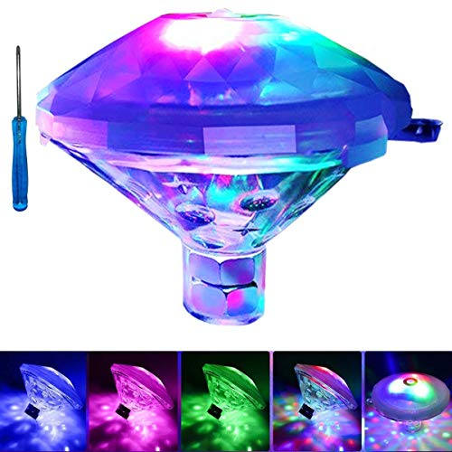 Led Lighted Swimming Pool Fountain in US - 9
