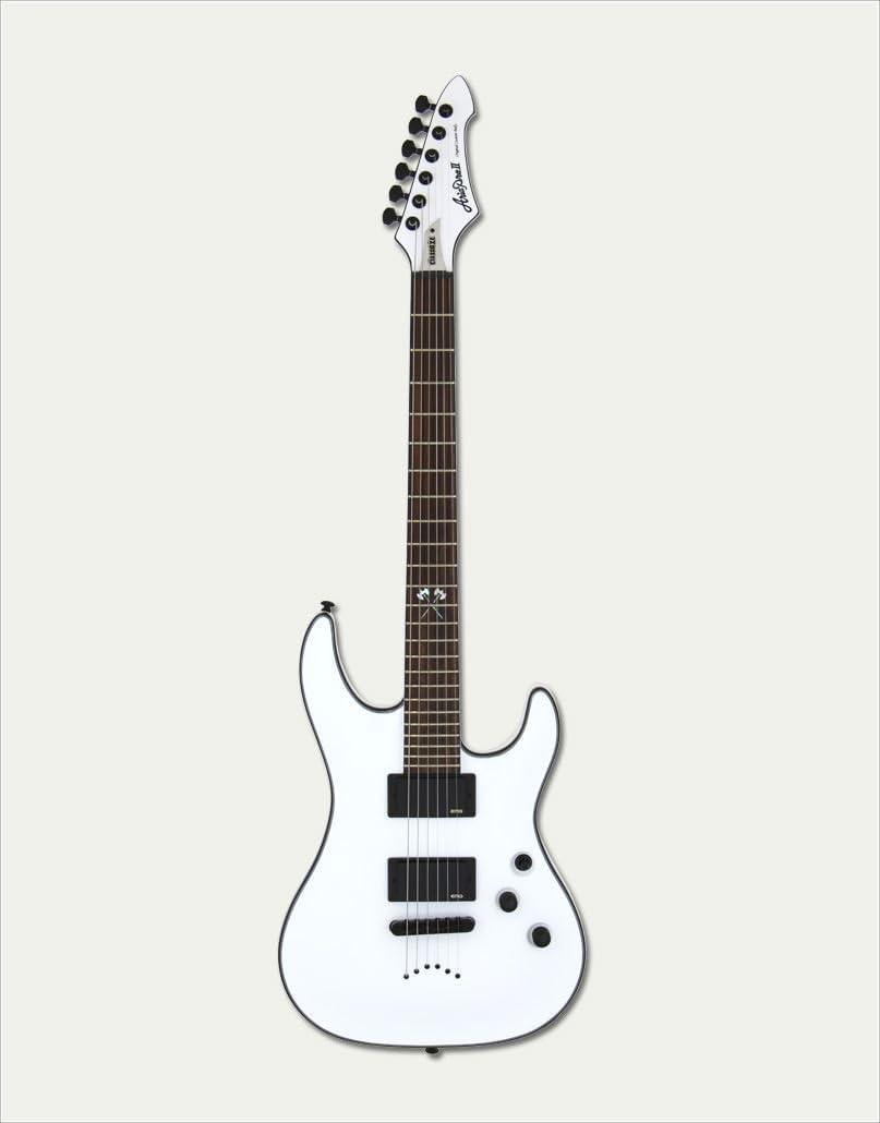 ARIA XM-05 WH guitarra eléctrica Blanco