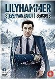 Lilyhammer: Complete Series 3 [Region 2]