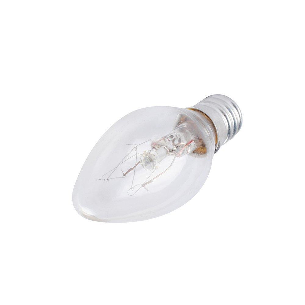 Femitu Dryer Light Bulb 22002263 3406124 Lamp Bulb 110V 10W Replacement for Whirlpool Kenmore Maytag