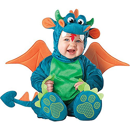 XXOO Toddler Baby Infant Boy Dinosaur Dress Up Costume Outfit (100CM (19-24 Months))]()