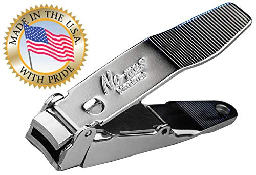 Original No-mes Nail Clipper, Catches Clippings, Made in USA
