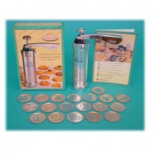 Shule Deluxe Presse à biscuits Comprend 20différents à biscuits Motifs