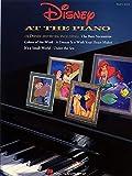 Disney At the Piano (Piano Solo Songbook)