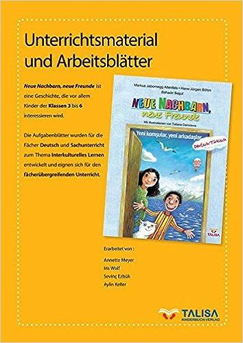 Unterrichtsmaterial und Arbeitsblätter \