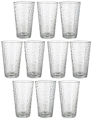 Libbey Illusion 10-pc. Beverage Glassware Set One Size