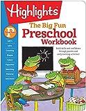 The Big Fun Preschool Workbook (Highlights™ Big Fun Activity Workbooks)