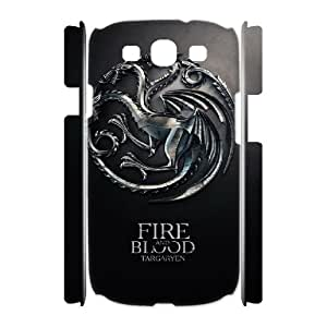 Samsung Galaxy S3 I9300 Phone Case Game of Thrones F5F6898