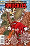 SONIC'S FRIENDLY NEMESIS KNUCKLES #2 of 3 issue mini-series (August 1996)