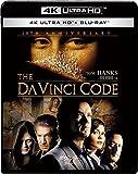 The Da Vinci Code K Ultra HD & buru-reisetto [, K Ultra HD + Blu-Ray]