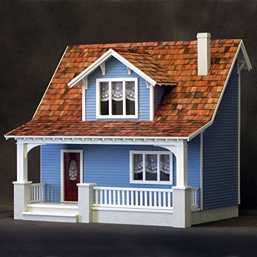 Real Good Toys Beachside Bungalow Dollhouse Kit - 1 Inch Scale (Real Good Toys)