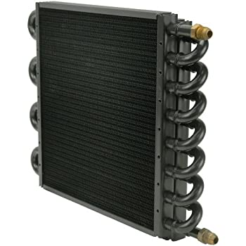 Derale 13320 Tube and Fin Cooler Core