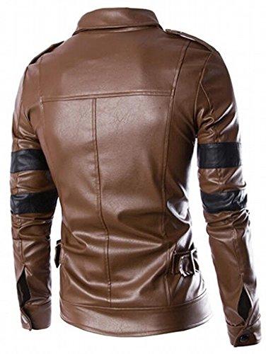 Mens Biker Jackets Fashion - 7