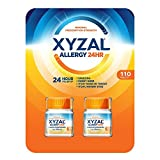 Xyzal Allergy 24 Hour (110 ct.) (pack of 6)