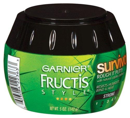 Garnier Fructis Survivor Rough It Putty, 5 oz by Garnier Fructis